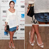 Olivia Palermo Jean Skirt May 2012