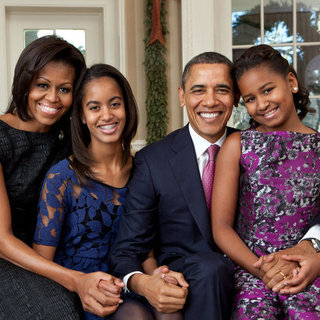Barack Obama Talks About Daughters on The View
