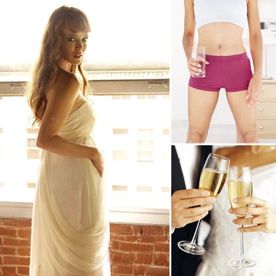 How to Conceal a Pregnancy . . . at Least Until After the Wedding
