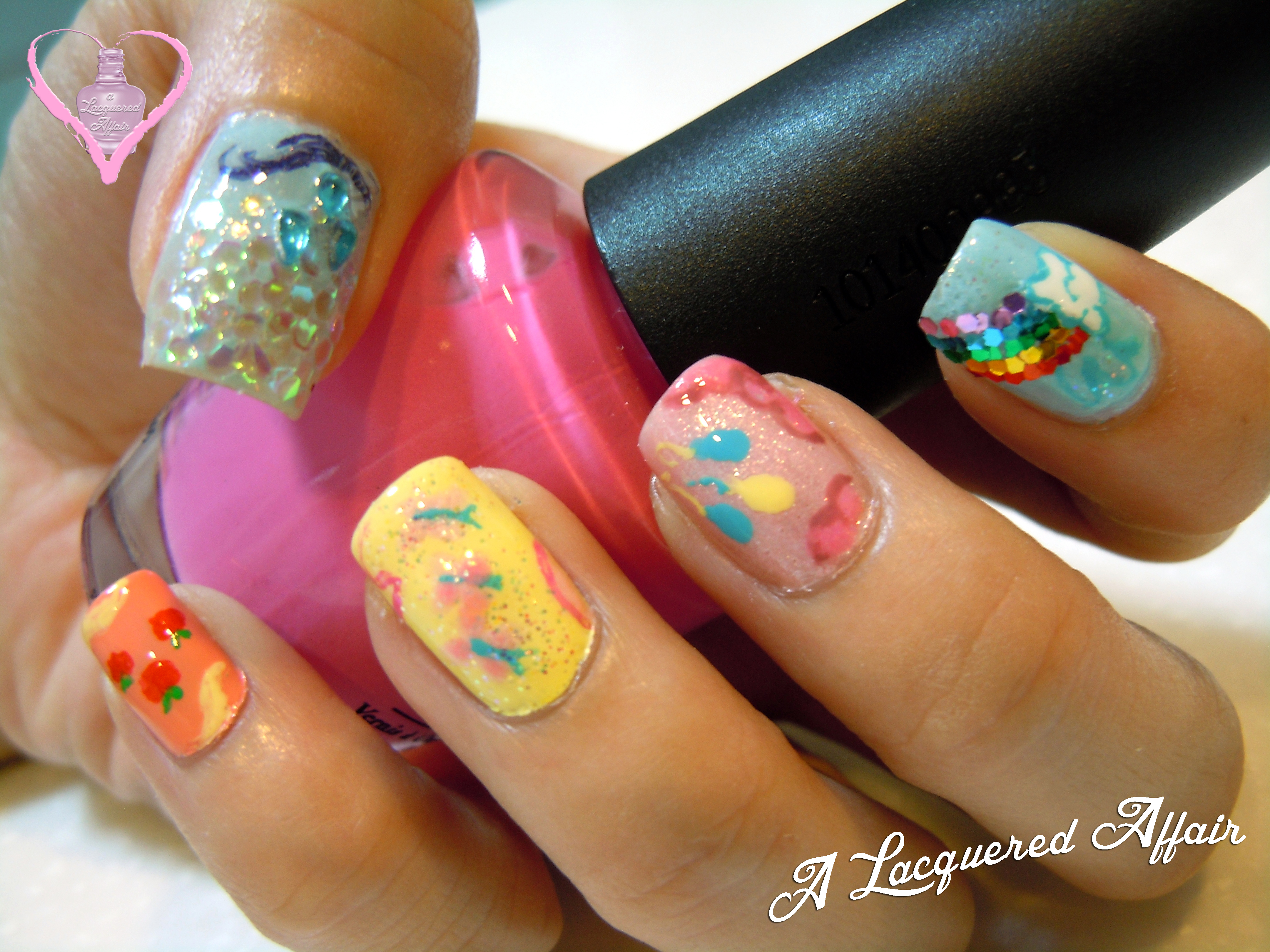 My little pony nail designs images nail art and nail design ideas my little pony nail designs choice image nail art and nail my little pony nail designs prinsesfo Gallery