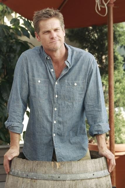 Brian Van Holt on Cougar Town. Photo copyright 2012 ABC, Inc.