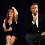 Alec Baldwin Pictures at Cannes With Chris Pine Isla Fisher
