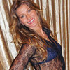 Gisele Bundchen Pictures at Lingerie Launch