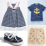 Ahoy Matey! Sailor Style For an On- or Off-Shore Summer