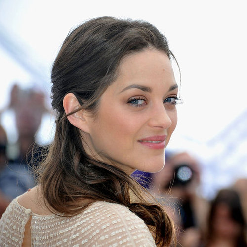 Marion Cotillard at the Rust and Bone Photocall