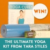 Win the Ultimate Yoga Kit From Tara Stiles!