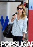 Lauren Conrad was ready for a trip.