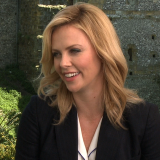 Charlize Theron Snow White Interview (Video)