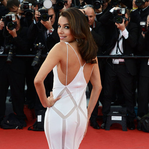 Marion Cotillard and Eva Longoria Pictures at 2012 Cannes Film Festival