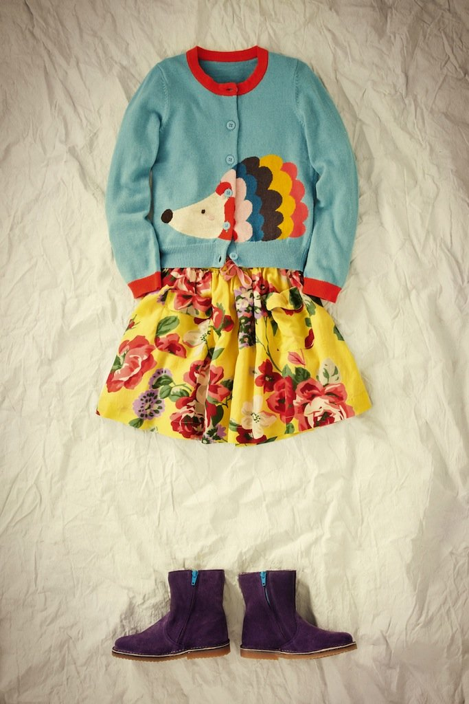 A Sneak Peek at Mini Boden's Adorable Fall 2012 Collection