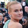 How To Copy Diane Kruger's Updo at Cannes Film Festival