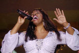 Donna Summer performs at a 2007 benefit in Miami Beach.