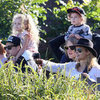 Nicole Richie and Joel Madden Pictures With Harlow and Sparrow at Taronga Zoo