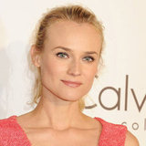 Diane Kruger at the Calvin Klein Party