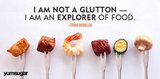 Words to Cook By: Wise Words on Our Favorite Topic, Food