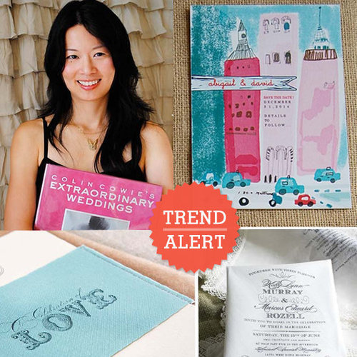 Casa's dishing on the  hot new wedding stationery trends you should keep your eye on this Summer.