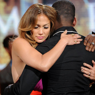 Jennifer Lopez Talking About Season Three of American Idol