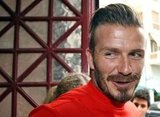 David Beckham's Road to the Olympics Starts in Greece