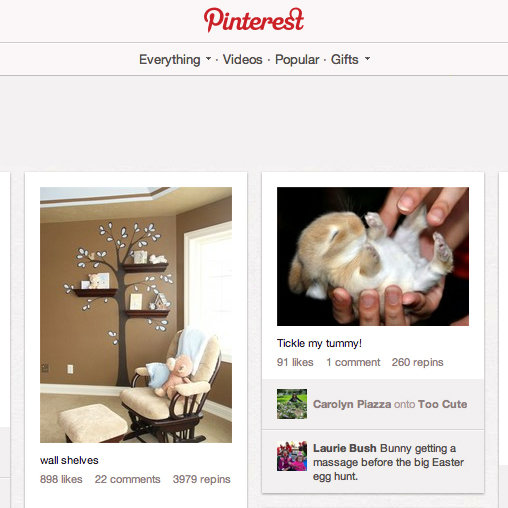 Pinterest's $1.5 Billion Valuation