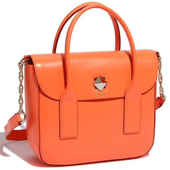 Fifteen ways to punch up your technicolor style with a seriously colorful bag.