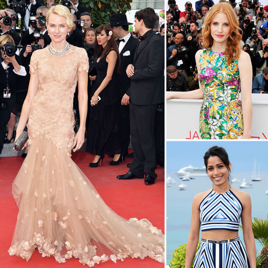 The stars prove an unstoppable fashion force at Cannes — see every impossibly chic look now.
