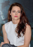 Kristen Stewart during a Mexico press conference.
