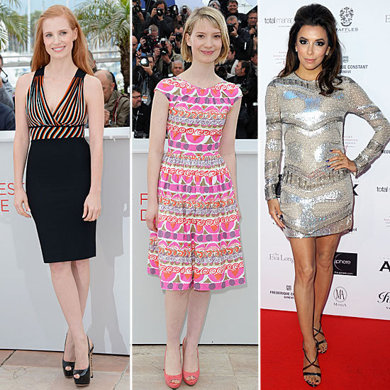 The Stars Prove an Unstoppable Fashion Force at Cannes — See Every Look Now