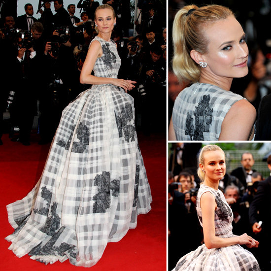 Diane Kruger Cannes Film Festival Closing Ceremony Pictures