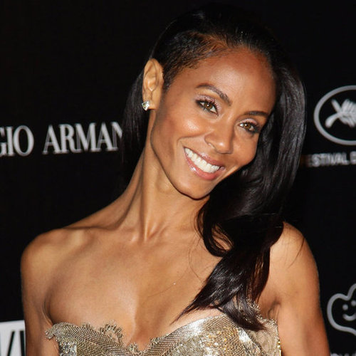 Jada Pinkett Smith at the Haiti Benefit Dinner