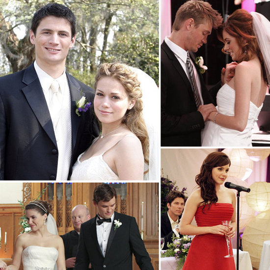 See All the One Tree Hill Weddings!