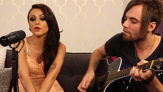 "Cher Lloyd Performs Her New Single ""Want You Back"" and Talks Snoop Dogg and Wedding Plans"