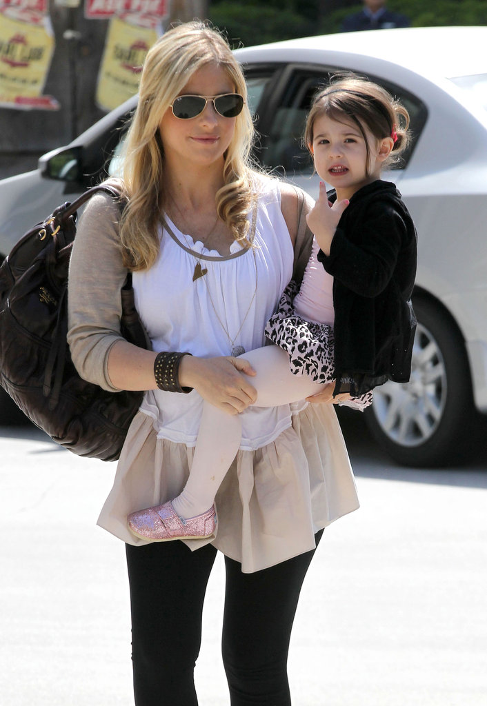 Sarah Michelle Gellar took Charlotte Prinze to dance class.