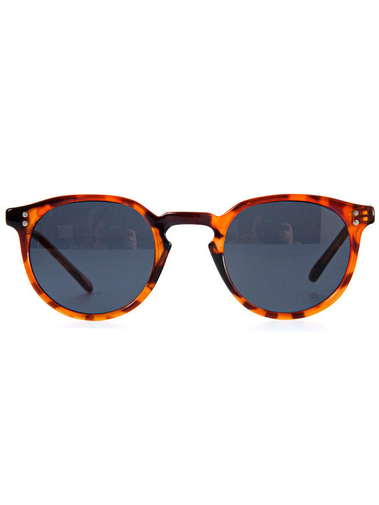 This vintage pair will lend a decidedly retro quality to all of your Summer looks.  Brett Sunglasses ($25)