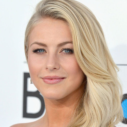 Julianne Hough's Hair and Makeup Look at the 2012 Billboard Music Awards