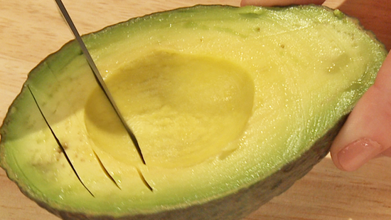Cut and Pit an Avocado in 3 Easy Steps