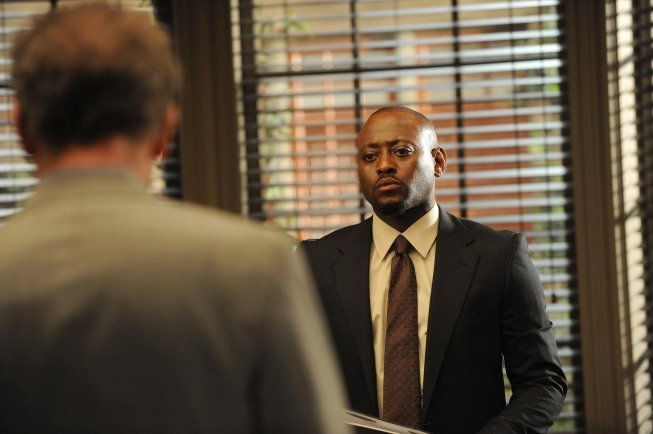 Omar Epps on House. Photo courtesy of Fox
