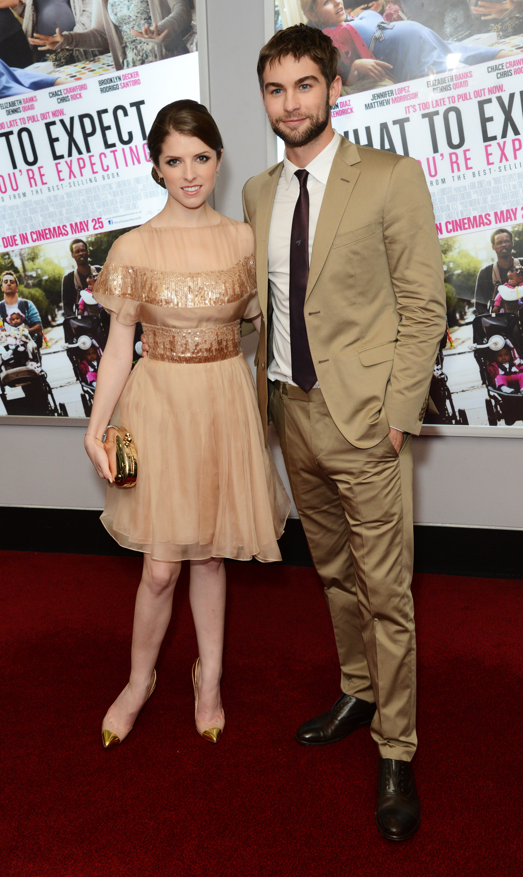 Anna Kendrick couple