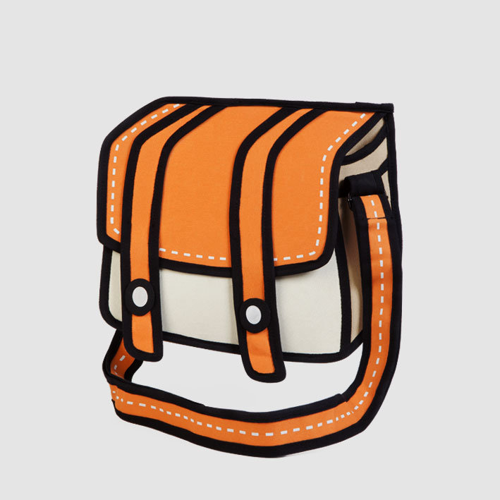 Cheese! Messenger Bag ($99)