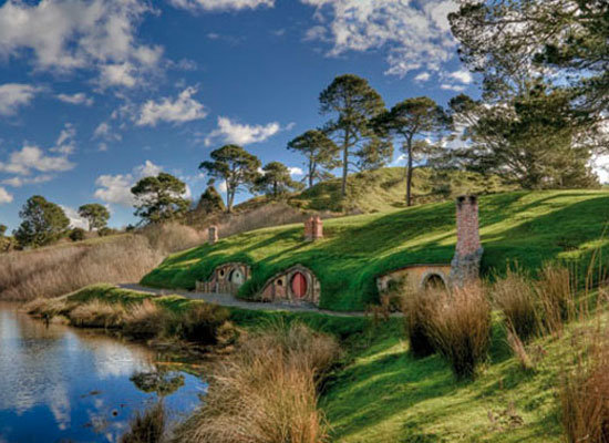 Lord of the Rings Shire