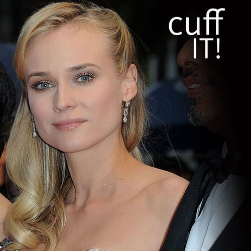 Accessories Trend to Try: Ear Cuffs and Wraps. Make Like Diane Kruger With Our Online Edit from Topshop, ASOS, Repossi + more!