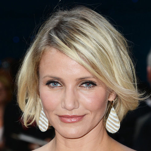 How-to: Cameron Diaz's What to Expect When You're Expecting UK Premiere Makeup