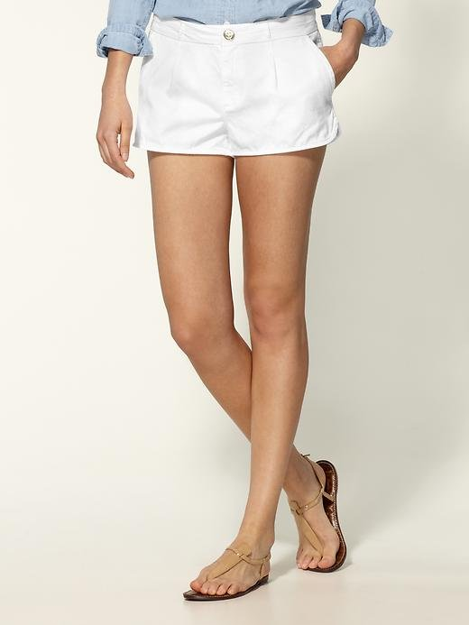 Juicy Couture cotton twill short ($98)