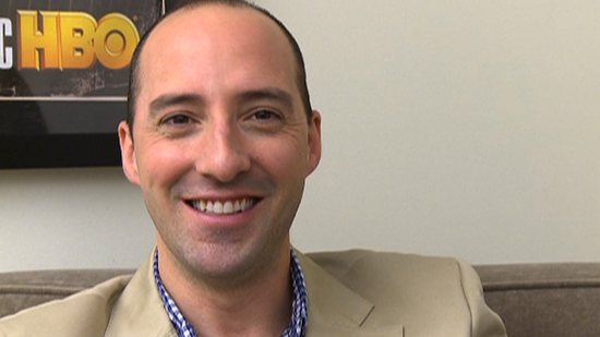 Video: Tony Hale Talks Veep and HBO's Racy Scenes