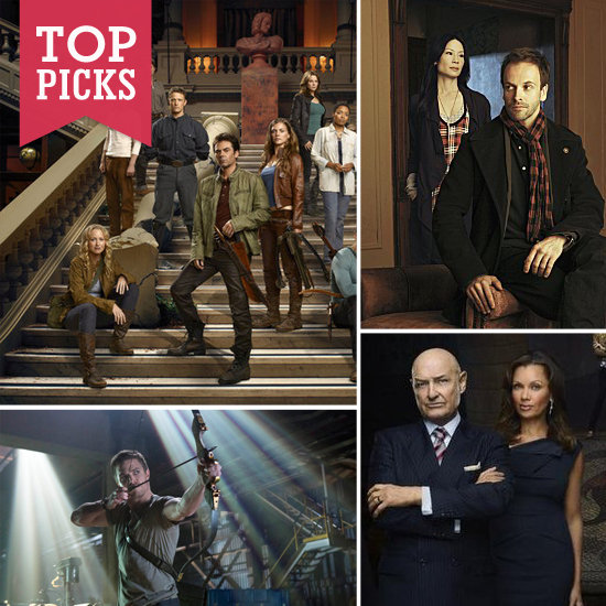 5 New TV Shows Every Geek Should Watch This Fall