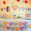 Vintage Supergirl Party