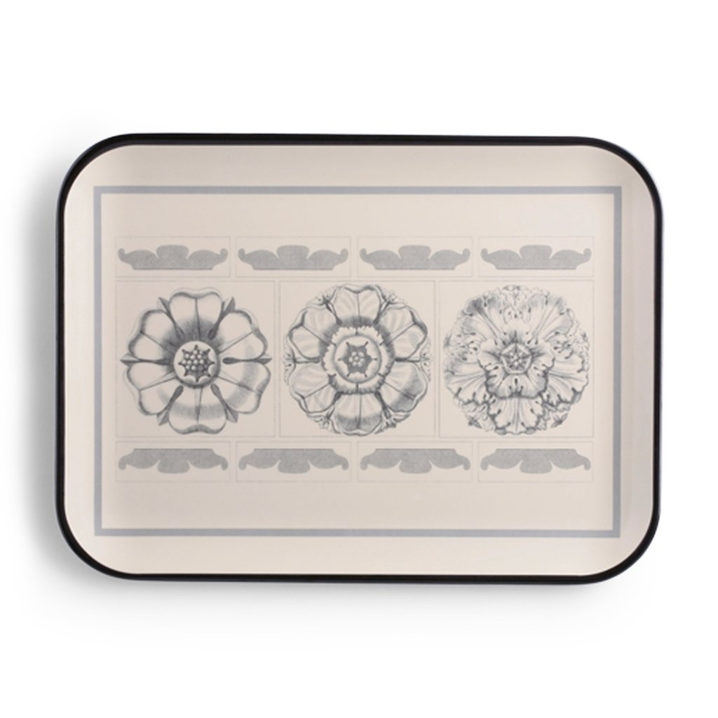 Carry drinks to the table on this Melamine Small Rectangle Serveware ($5, originally $24).