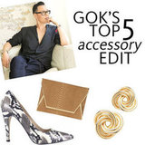 Gok Wan's Top Five Essential Accessory Buys for This Season: Shop the How to Look Good Naked Star's Edit!
