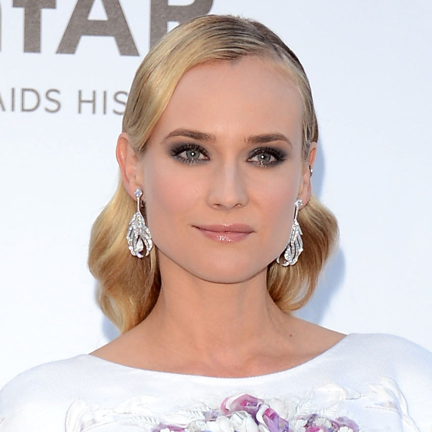 Diane Kruger at the amfAR Cinema Against AIDS Event