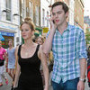 Jennifer Lawrence and Boyfriend in London Pictures