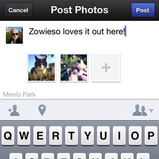 How to Use Facebook Camera App